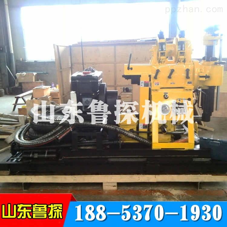 xyx-200 xyx-200轮式液压勘探钻机地质钻探机图片