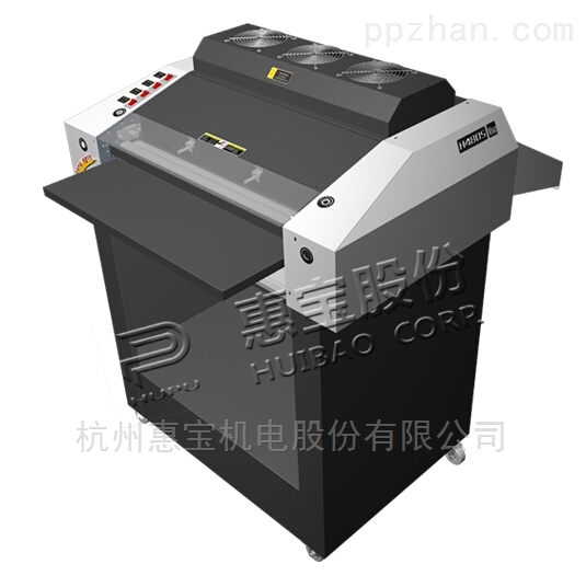 相片淋膜机  彩霸油性小型淋膜设备