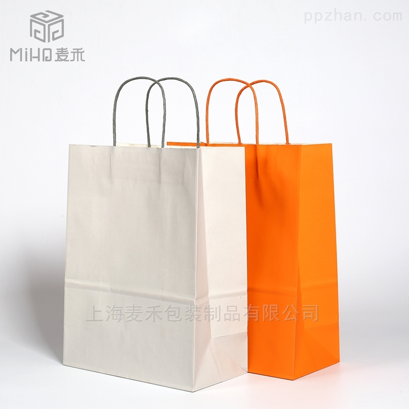 手提纸袋定制价格现货批发