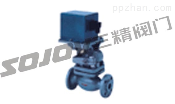 ZCZH-法兰连接高温电磁阀