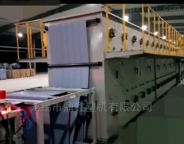 碱性蓄电池隔膜挤出生产线