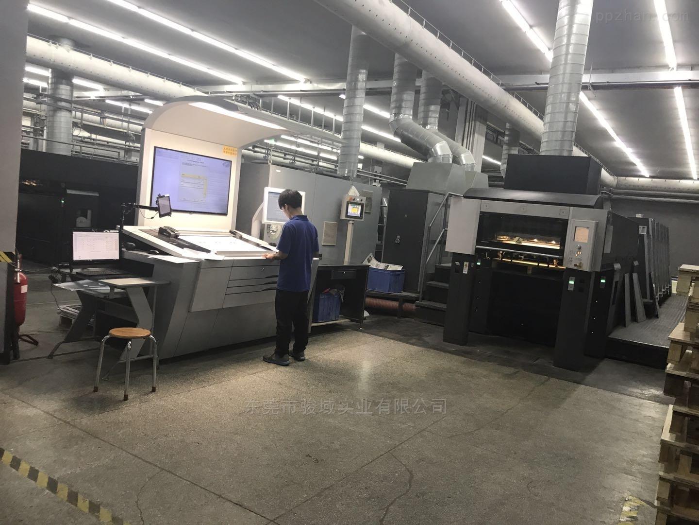 卖二手海德堡印刷机
