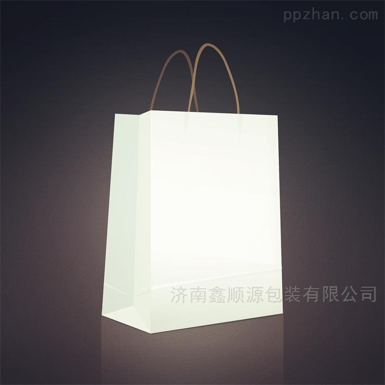 手提袋定做 鑫顺源在线咨询 深圳牛皮纸袋