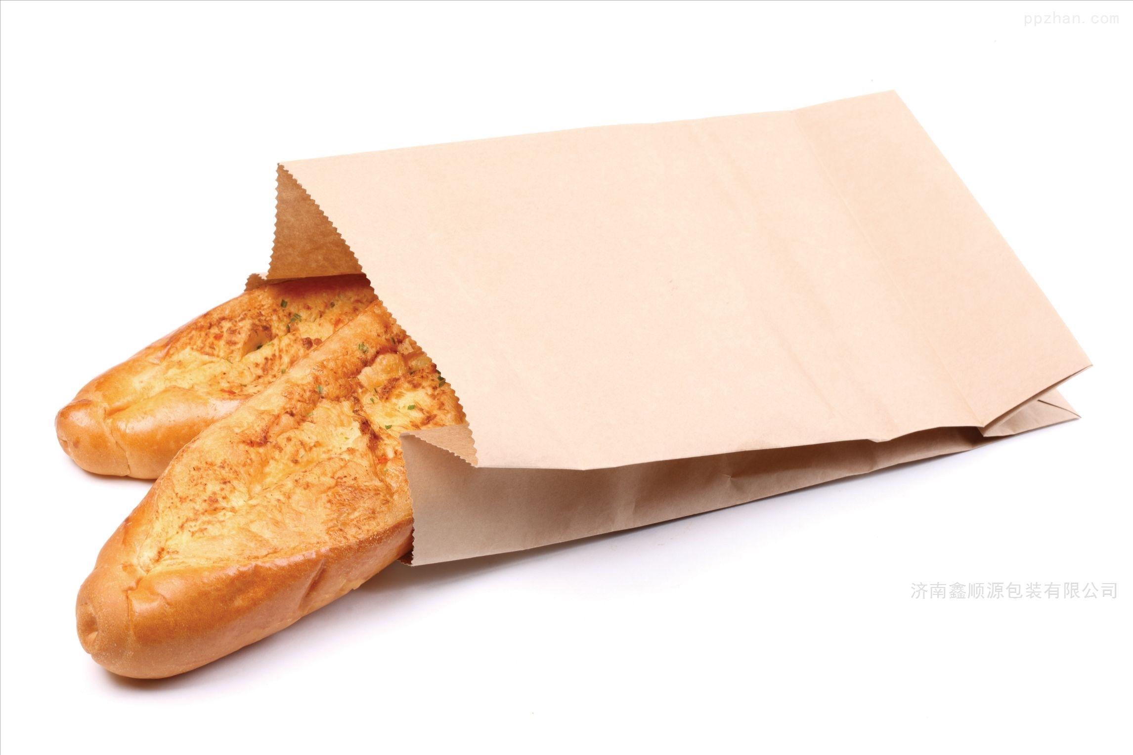 食品牛皮纸袋|河北纸袋定制|鑫顺源包装