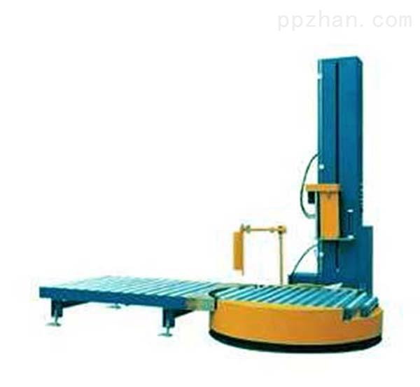 佛山顺德自动缠绕机在线式裹膜机气动控制
