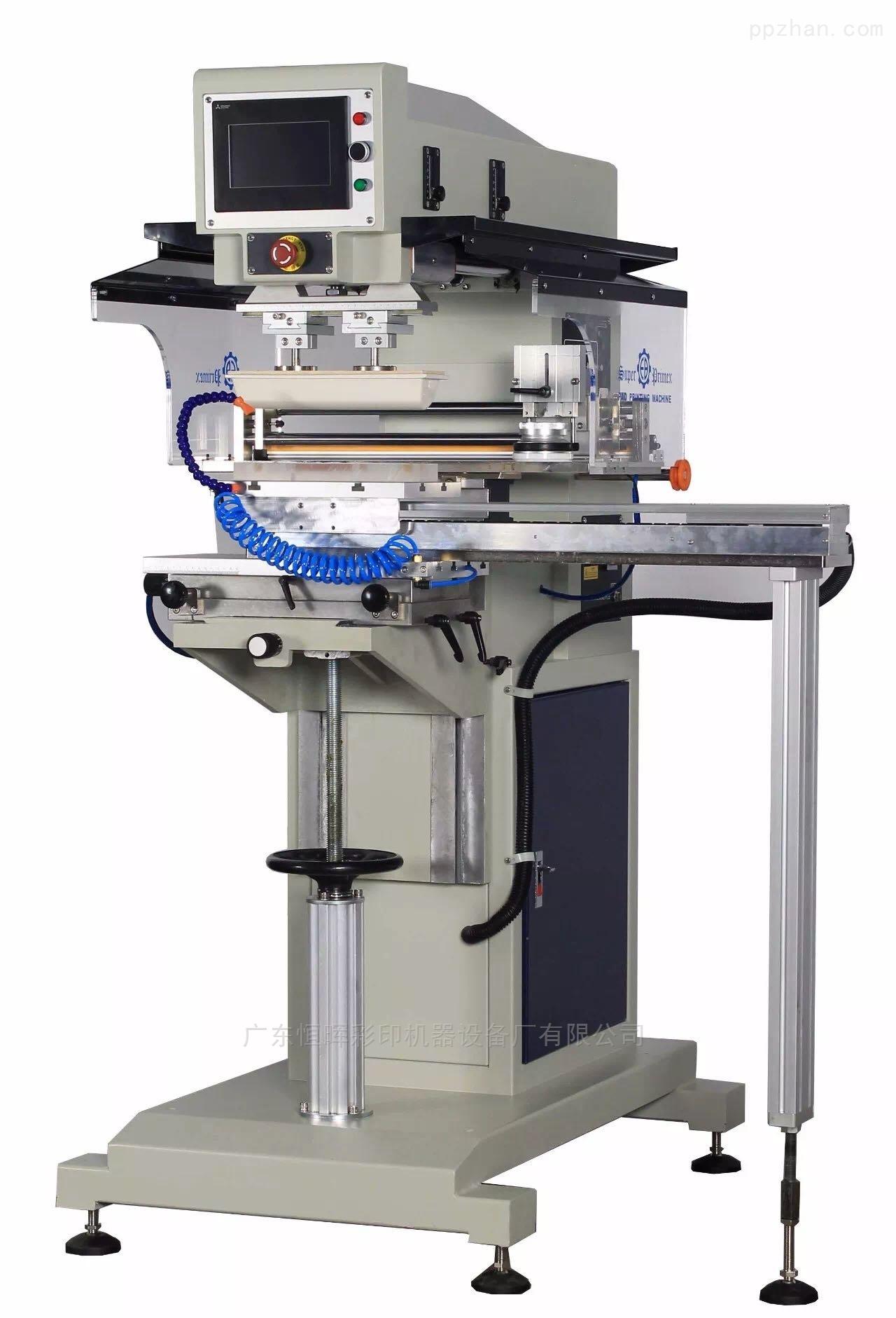 SPCST-818SD-密封式油盅移印机|恒晖大品牌值得信任