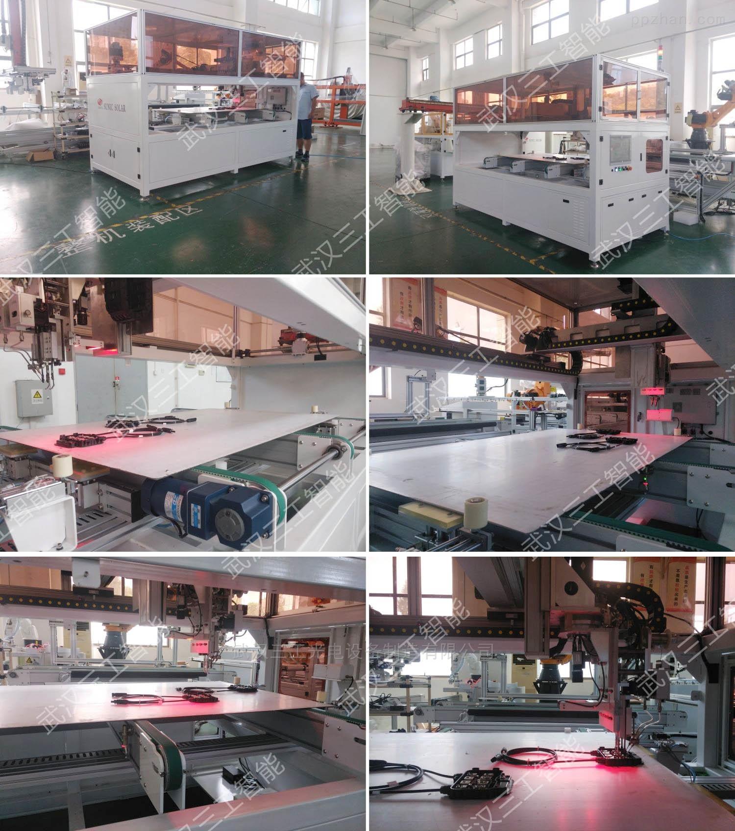江苏全幅面接线盒自动焊接机多种角度