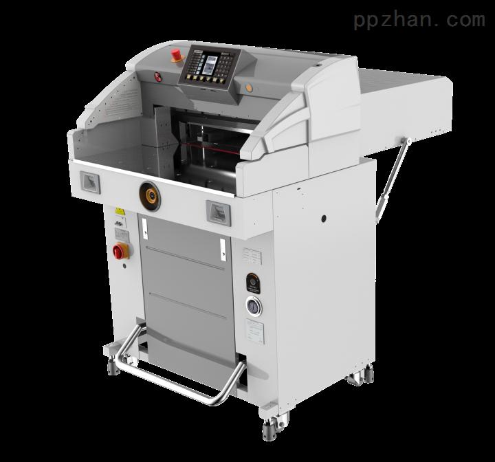 誉冠GR-560-01EP程控液压切纸机