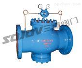 Yk43X/F/Y先导活塞式气体减压阀