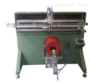 冰桶啤酒桶丝印机润滑油瓶子丝网印刷机