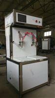 安庆定陶高配置玉米油称重式灌装机沃发