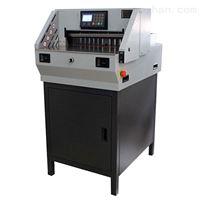 誉冠YG-4918EP程控电动切纸机