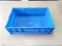 苏州迅盛内倒式折叠箱S806塑料箱工厂直销