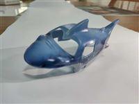 浙江仿真鲨鱼模型落差印刷uv打印机